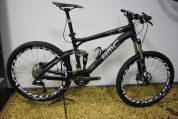 BMC MTB Fully Trailfox TF01 XO naked Carbon *Testrad* RH: M
