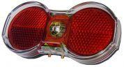 B&M Toplight Flat S permanent Batterie-Diodenrücklicht LineTec