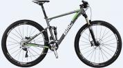 BMC Fourstroke FS03 29 SLX Gunmetal/Green - RH: M ***Vorführrad***