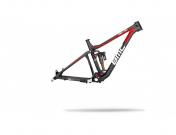 BMC Trailfox TF01 Frameset TeamRed Größe L