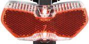 B&M View permanent Batterie-LED-Rücklicht