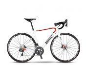 BMC Granfondo GF01 Disc Ultegra Di2 White Red 2016