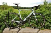 BMC Teammachine SLR02 2016 Ultegra Team Replica weiss