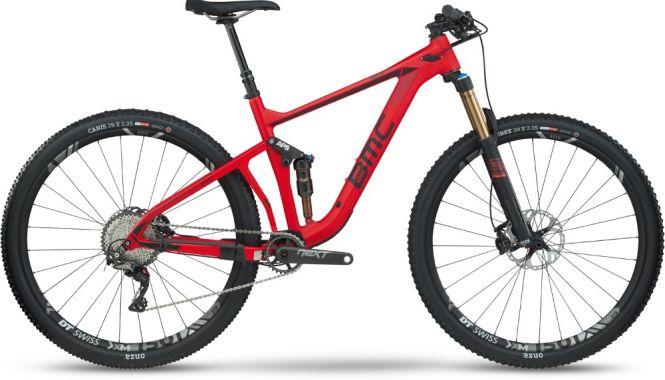 BMC Speedfox SF01 XT/XTR Super Red 2017 M