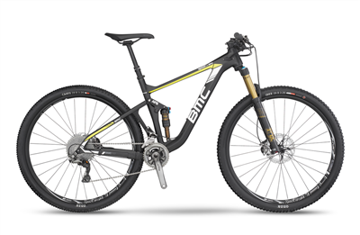 BMC Speedfox SF01 XTR Yellow 2016