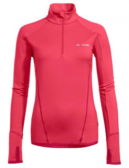 Women's Livigno Halfzip 38 bright pink