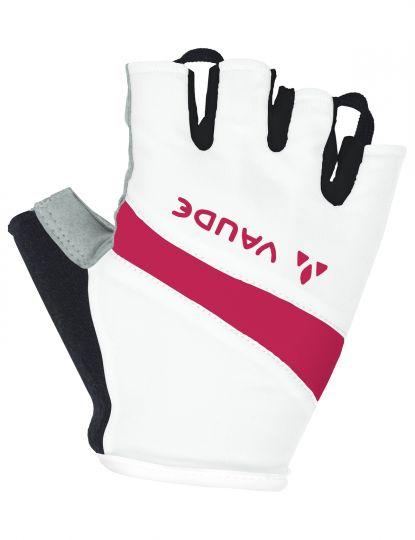 Women's Active Gloves 6 crimson red