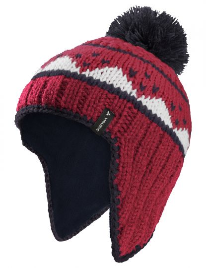 Kids Knitted Cap IV S eclipse