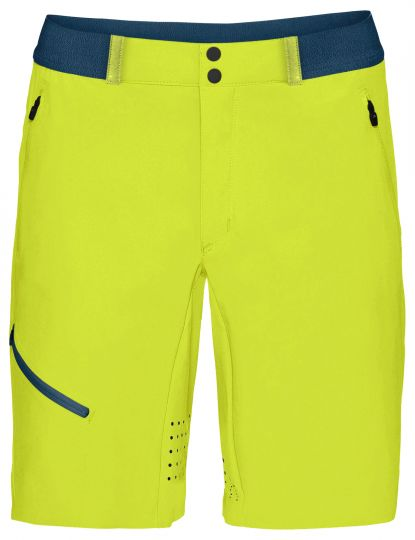 Men's Scopi LW Shorts II 54 bright green