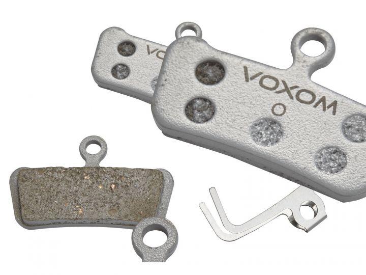 Voxom Scheibenbremsbeläge Bsc5 OR;Avid/Sram X.0 Trail/ Guide;organisch, 2 Stück