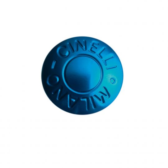 Cinelli Anodized Plugs - blue  -  empf. VK Einzelpaar: ? 6,95