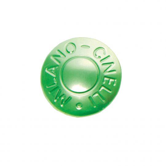 Cinelli Anodized Plugs - green  -  empf. VK Einzelpaar: ? 6,95