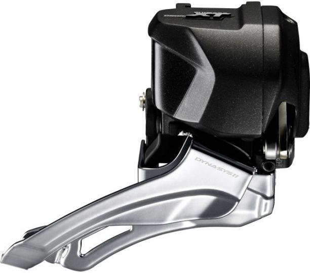 Umwerfer DEORE XT Di2 FD-M8070, 2x11, Down Swing