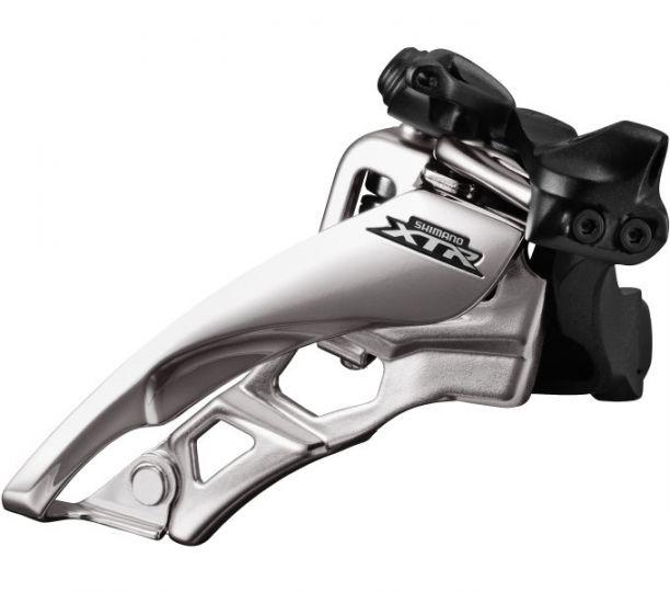 Umwerfer XTR FD-M9000 3x11 SIDE SWING, Schelle tief, Front-Pull