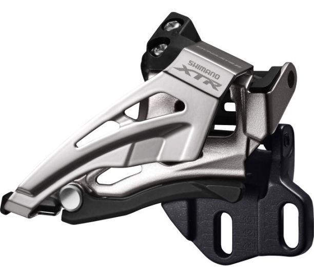 Umwerfer XTR FD-M9025 2x11 TOP SWING, Direktmontage tief, Down-Pull