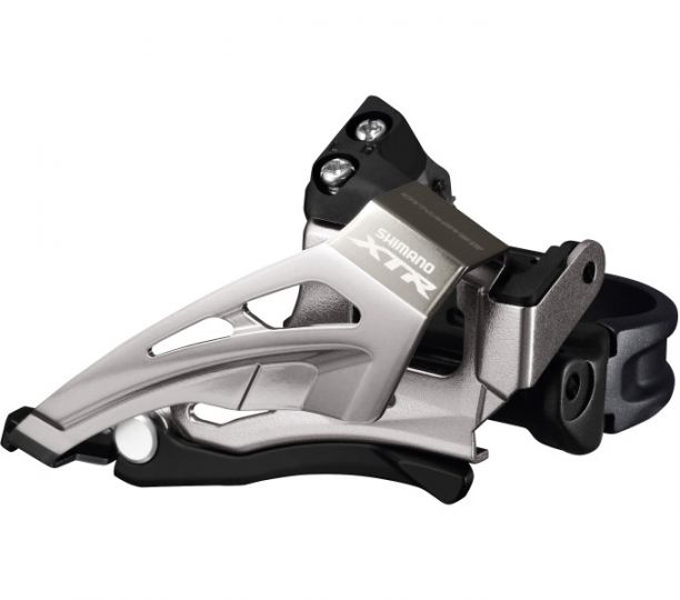 Umwerfer XTR FD-M9025 2x11 TOP SWING, Schelle tief, Down-Pull