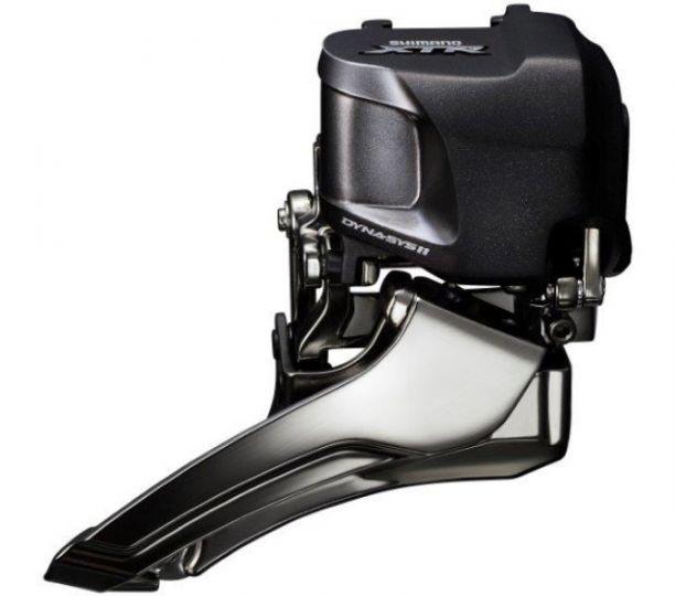 Umwerfer XTR Di2 FD-M9050, 3x11, Down Swing
