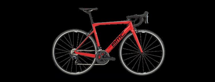 BMC teammachine SLR01 THREE 58 red blk gry 2018