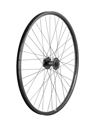 "Electra Wheel Front Townie GO! 8D 26"""" Black"