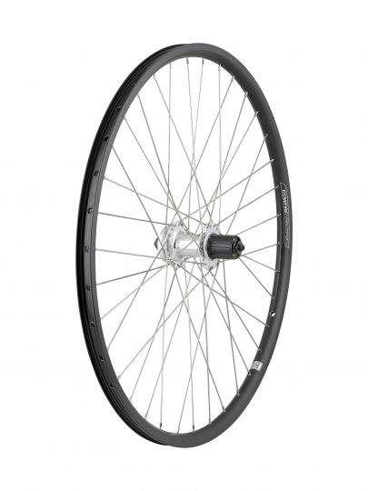 "Electra Wheel Rear Townie GO! 8D 26"""" Silver"