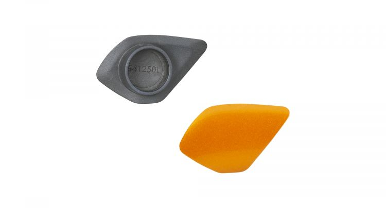 Cover Trek Checkpoint SL5 IsoCovers Factory Orange Pair