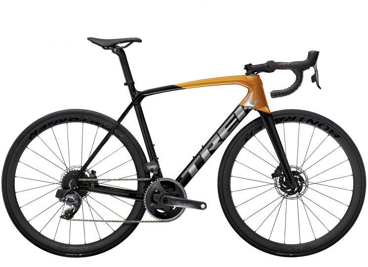 Trek Émonda SL 7 eTap 50 Carbon Smoke/Factory Orange