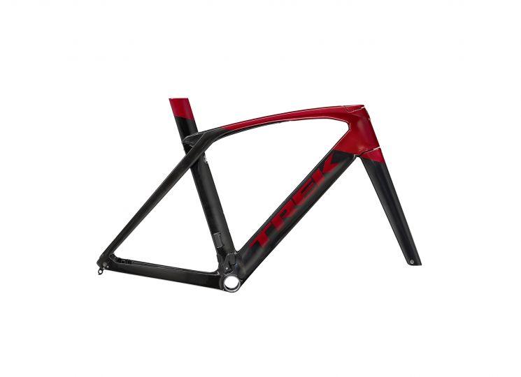 Trek Madone SLR Frameset 50 Carbon Smoke/Crimson