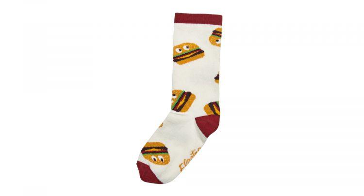 Electra Sock 7inch Burger S/M (36-40)