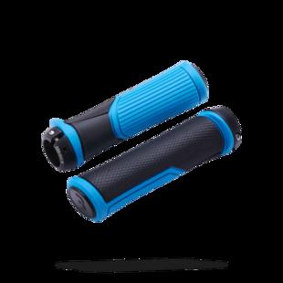 Griffe Cobra 142mm schwarz/blau