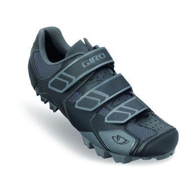 Giro Carbide MTB Schuh schwarz/charcoal 43 43