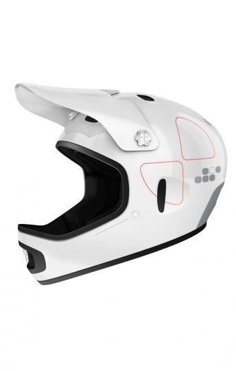 POC Helmet Cortex Flow Lead White/ M-L (55-57)