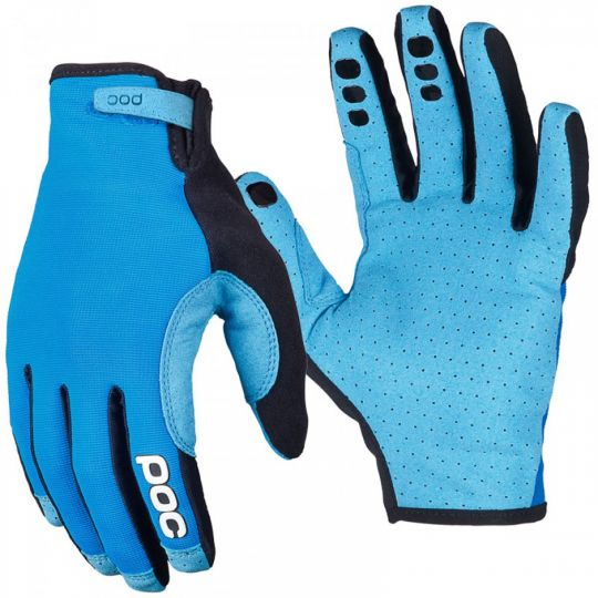 POC Index Air Adjustable - In Größe S S/Blau