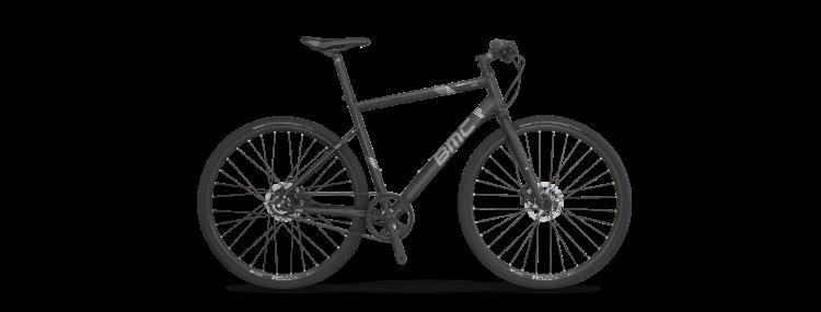 BMC Alpenchallenge AC02 2016 Alfine8 S S/Schwarz