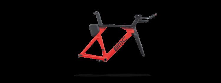 BMC TM01 FrameSet Red M-S 2018
