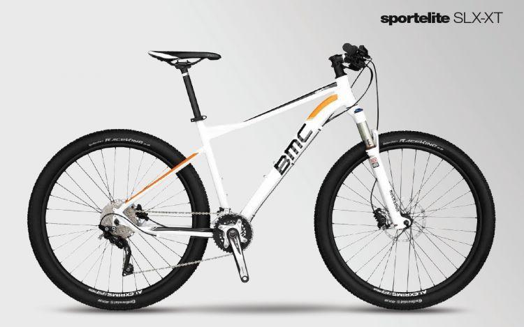 BMC Sportelite SLX-XT 2017 weiss XS XS/Weiß