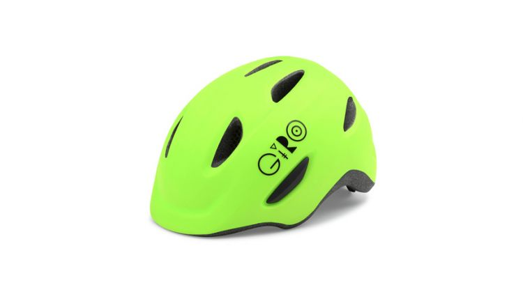 Giro Fahrradhelm Scamp 16 lime S S