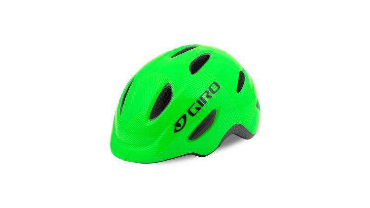 Giro Fahrradhelm Scamp 17 green/lime XS
