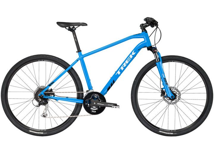 "Trek DS 3 19"""" Waterloo Blue Pearl 2017"
