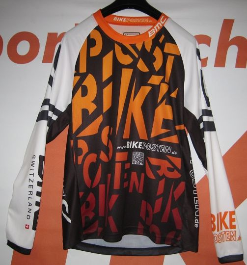 BikePosten Freeride Shirt Protective L L