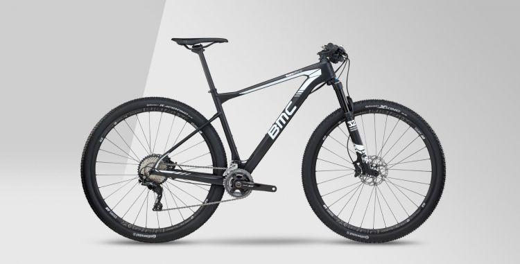BMC Teamelite TE02 XT 2017 Carbon White L TESTRAD