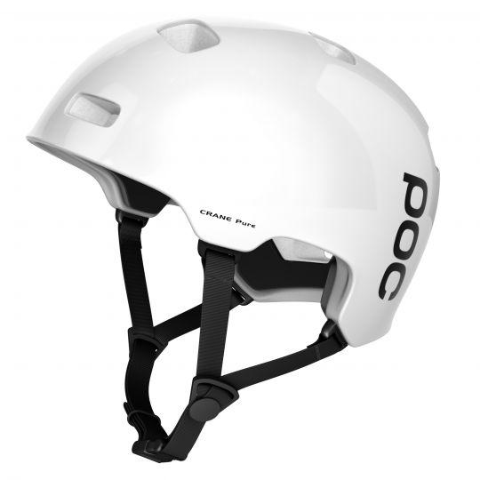 POC Crane Pure Helm 2017 Hydrogen White XL-XXL XL-XXL/Weiß