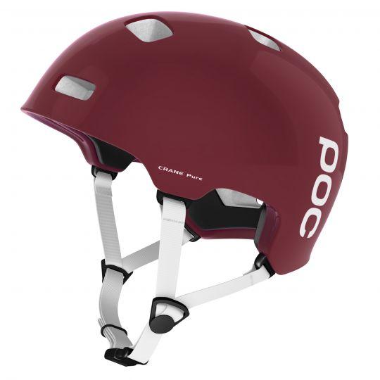 POC Crane Pure Helm 2017 Thaum Red M-L M-L/Rot