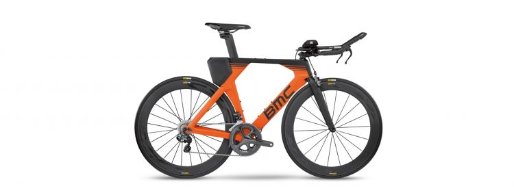 BMC Timemachine TM02 Ultegra Di2 2017 orange