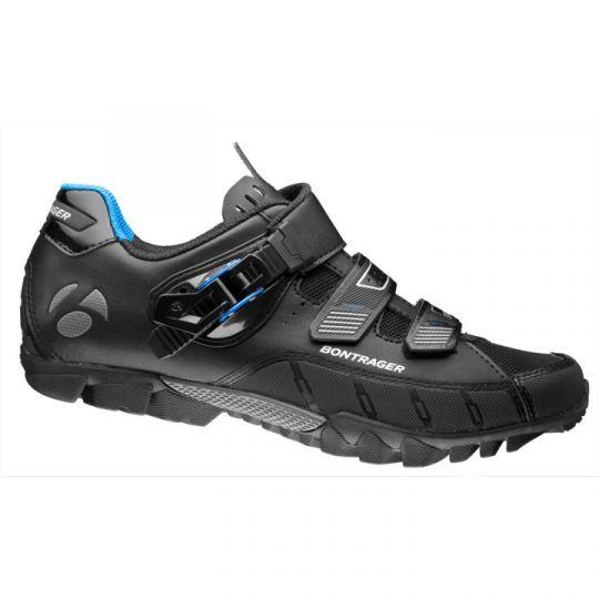 Bontrager Evoke DLX Schuh schwarz 46 46/Schwarz
