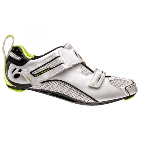 Bontrager Hilo Tri Schuh weiss