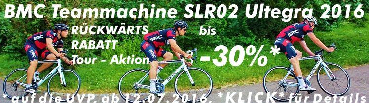 BMC Teammachine SLR02 Ultegra 2016
